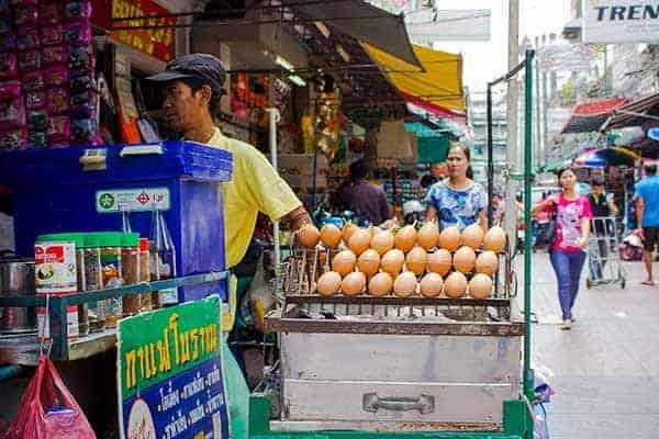 Bangkok shore excursions