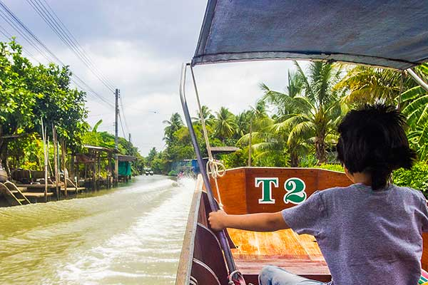 Vintage tours in Bangkok