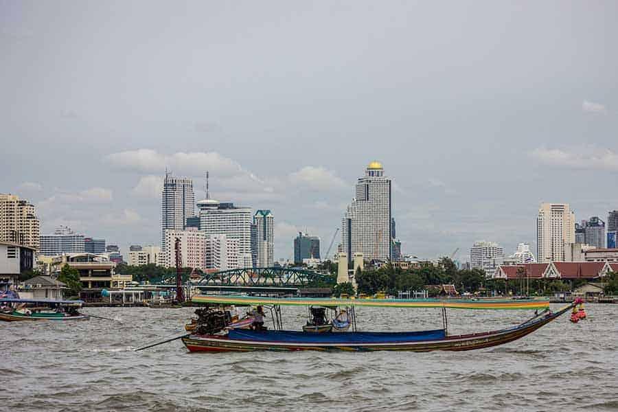 Bangkok shore excursion