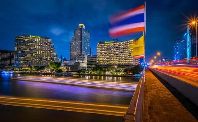 hotel for shore excursion to ayutthaya or bangkok